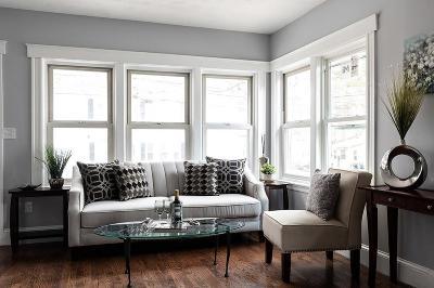 Boston Single Family Home New: 42 Mariposa St