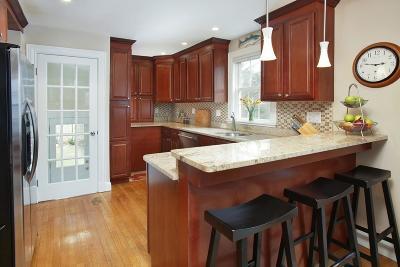 Wellesley Single Family Home Under Agreement: 29 High Ledge Ave
