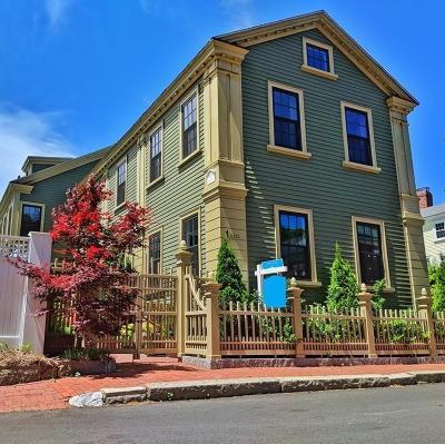 Salem MA Single Family Home Sold: 1 Mall Street