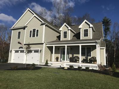 Millis Single Family Home For Sale: Lot 11 Pearl Street #34