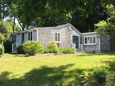Norton Single Family Home Under Agreement: 53 Bay Rd
