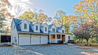 West Bridgewater Single Family Home For Sale: 1 Meadow Spring Dr