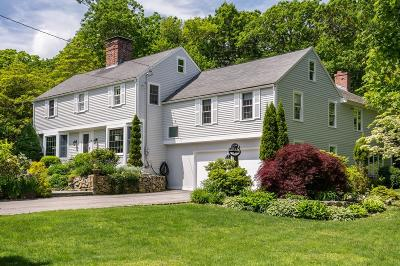 Cohasset MA Single Family Home For Sale: $1,445,000