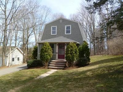 Canton Single Family Home Under Agreement: 36 Grand St