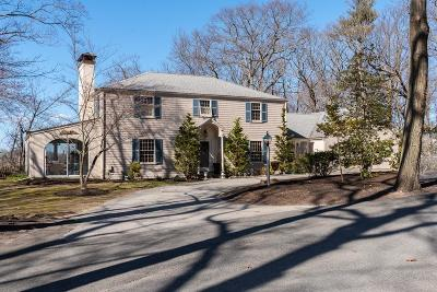 Cohasset MA Single Family Home For Sale: $1,495,000