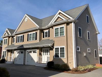 Waltham Condo/Townhouse Under Agreement: 42 School Avenue #2