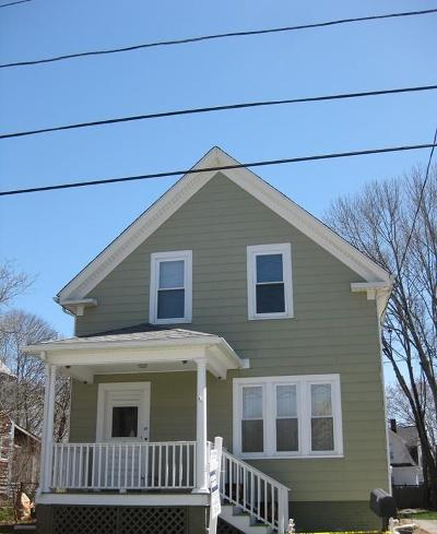 Attleboro Single Family Home For Sale: 17 Foley