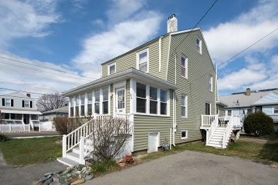 Hull Single Family Home For Sale: 47 C Street