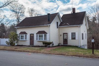 Andover Single Family Home Under Agreement: 54 Tewksbury St