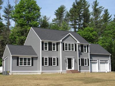 Raynham Single Family Home For Sale: 375 Pine Street