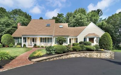 Westwood Single Family Home For Sale: 29 Harwich Circle