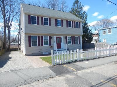 Quincy Single Family Home New: 76 Winthrop Street