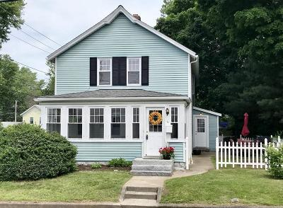 Holliston Single Family Home For Sale: 4 Mechanic St