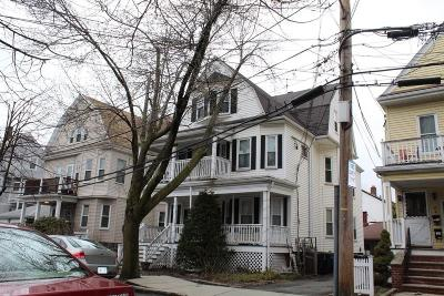 Somerville Multi Family Home For Sale: 49 Paulina
