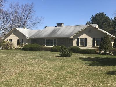Westwood Single Family Home Under Agreement: 101 Weatherbee Dr