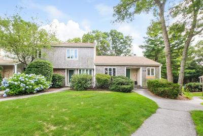 MA-Barnstable County Condo/Townhouse Under Agreement: 142 Strawberry Mdws #142