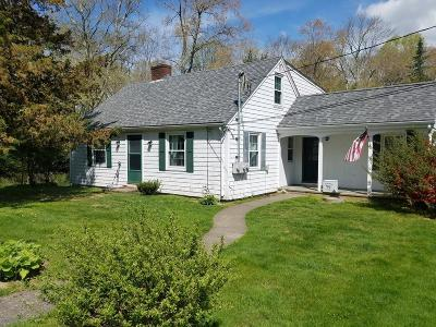 Rehoboth Multi Family Home Under Agreement: 76 Bay State Rd
