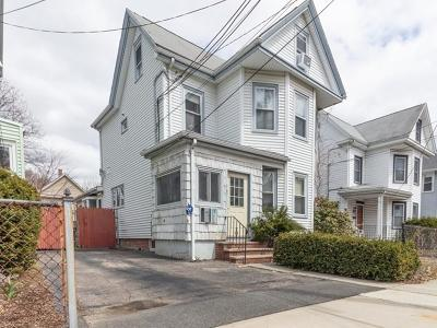 Somerville Multi Family Home For Sale: 167 Albion St