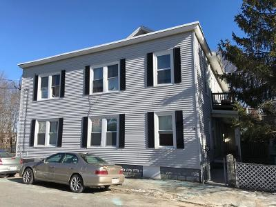 Methuen, Lowell, Haverhill Multi Family Home Under Agreement: 19 Arch St