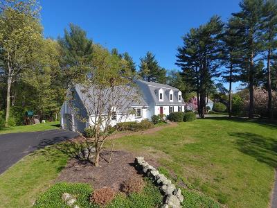 Sudbury Single Family Home For Sale: 36 Crescent Lane