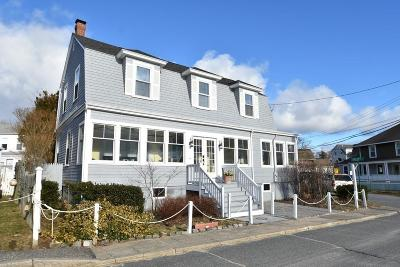 Wareham Single Family Home For Sale: 7 North Water Street