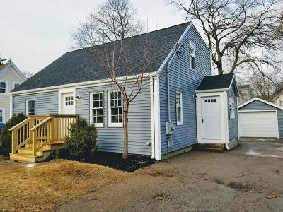 Brockton Single Family Home New: 62 Perry Ave