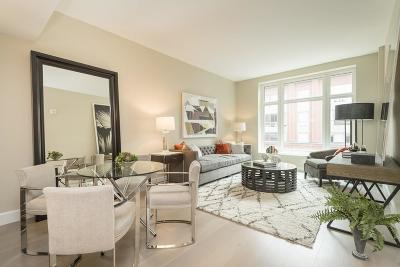Condo/Townhouse Under Agreement: 100 Lovejoy Place #10P