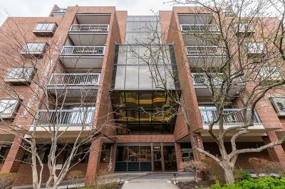 Brookline Condo/Townhouse For Sale: 1265 Beacon Street #401