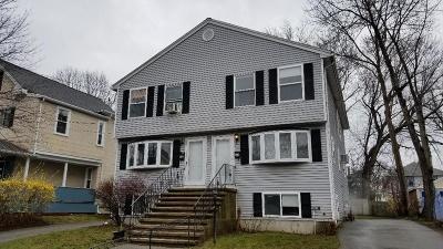 Medford Condo/Townhouse New: 97 Boston Ave #A