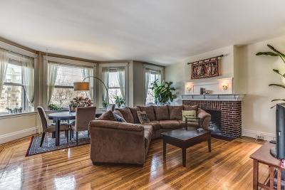 Brookline Rental For Rent: 1033 Beacon St #2