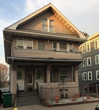 Medford Multi Family Home Under Agreement: 268 Boston Ave