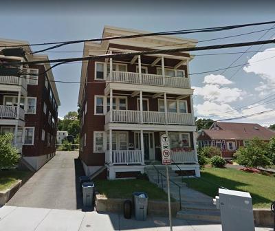 Rental For Rent: 56 Spring Street #2