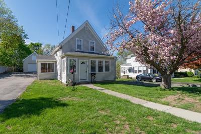 Weymouth Single Family Home New: 52 Putnam St