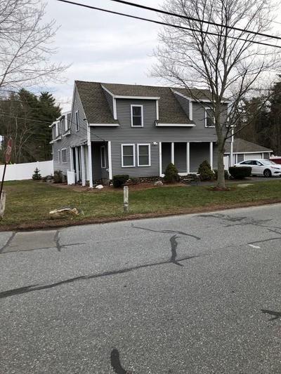 Middleboro Single Family Home New: 2 Chestnut Street