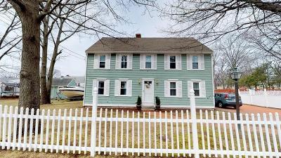 Woburn Single Family Home For Sale: 10 Floyd St