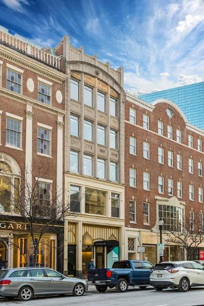 Commercial For Sale: 18 Newbury Street