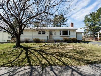 Marlborough Single Family Home Contingent: 107 Helen Dr.