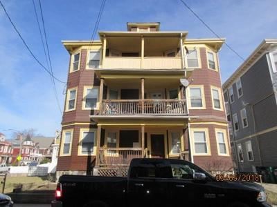 MA-Suffolk County Condo/Townhouse For Sale: 43 Whitfield #2