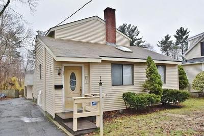 Lynnfield Single Family Home Under Agreement: 33 Prospect Avenue