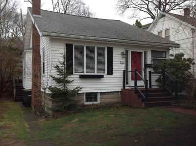 Dedham Single Family Home Under Agreement: 193 Curve Street