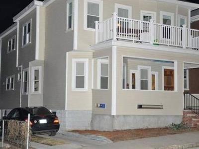 Somerville Multi Family Home For Sale: 8 College Hill Road