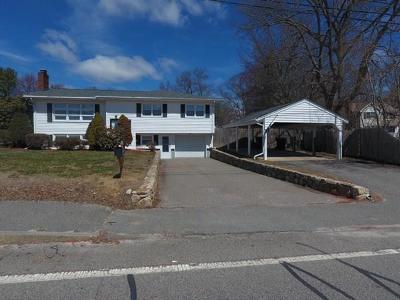 Bellingham Single Family Home For Sale: 145 Blackstone St