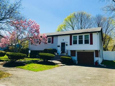 Peabody Single Family Home Contingent: 24 Raylen Ave