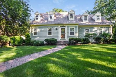 Sandwich Single Family Home For Sale: 13 Bayview Rd