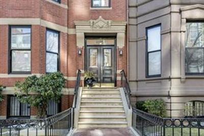 Condo/Townhouse Under Agreement: 341 Beacon Street #6D