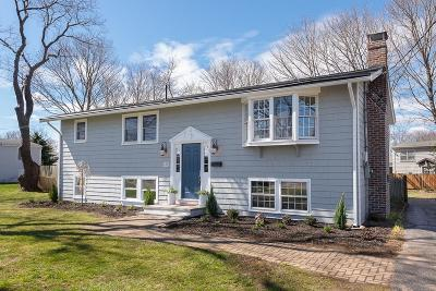 Scituate MA Single Family Home New: $545,000