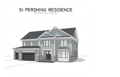 Needham Single Family Home Contingent: 51 Pershing Rd