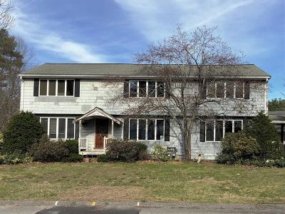Billerica Single Family Home Under Agreement: 24 Buckingham Dr