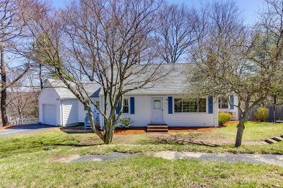 Westborough Single Family Home Contingent: 10 Crestview Drive
