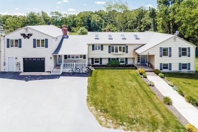 Abington Single Family Home For Sale: 152 Hancock St